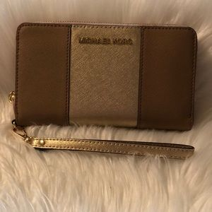 Michael Kors multi function Phonecase/ wallet